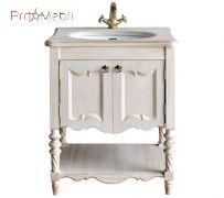Тумба для ванной Флоренция ivory old Ольвия
