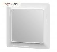 Зеркало в ванную комнату TсM-80 белое Ticino Ювента