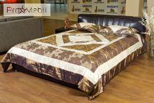 Кровать Релакс 180 коричневая Embawood