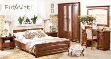 Кровать LOZ/140 Natalia BRW