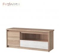 ТВ тумба 1D1S/125 Somma Mebel Bos