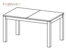 Обеденный стол PO-S1 Polaris Taranko