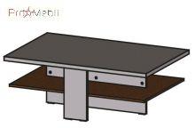 Журнальный столик CO-S3 Conti Taranko