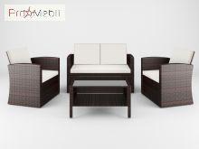 Комплект садовой мебели Casella Brown Di Volio