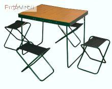 Комплект кемпинговой мебели складной Пикник Olsa