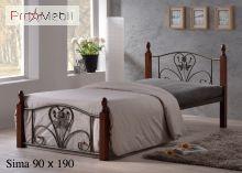 Кровать Sima 90 Onder Mebli