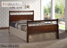 Кровать Nina 120 Onder Mebli
