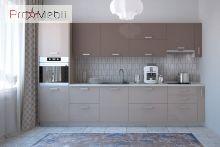 Шкафчик верхний МВ 20*71.8 для кухни Руна МДФ Roko