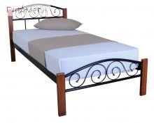 Кровать Vederi 900x2000 black Eagle