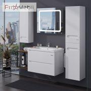 Шкафчик навесной для ванной 35 L Era Air Sanwerk