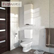 Шкафчик навесной для ванной 35 R Alessa Air венге Sanwerk
