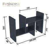 Надставка для стола NS-2 Loft Design