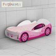 Кровать-машинка KM-380 Glamour Эдисан