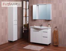 Пенал в ванную комнату П-33к Тетрис Мойдодыр