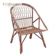 Кресло КО-2 из лозы
