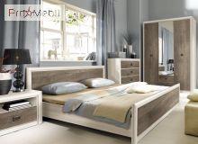 Кровать Koen II LOZ/140 BRW
