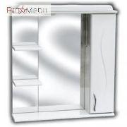 Зеркало в ванную комнату З-02 фрез МВК