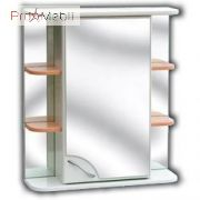 Зеркало в ванную комнату З-11 без света МВК