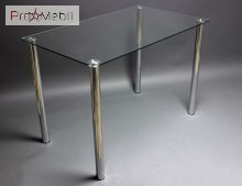 Кухонный стол Прозрачный БЦ-стол