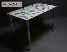 Кухонный стол Осколки БЦ-стол