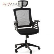 Кресло Merano headrest black Office4You