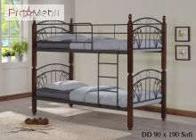 Двухъярусная кровать DD Sofi Onder Mebli