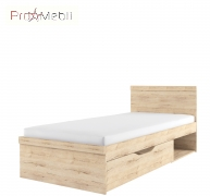 Кровать 90 Oskar Mebel Bos