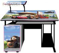 Детский компьютерный стол С-27-1 Тачки Маквин Эскадо