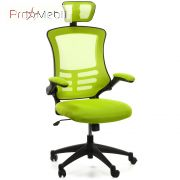 Кресло Ragusa light green Office4You