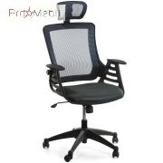 Кресло Merano headrest grey Office4You