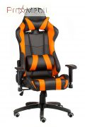 Кресло Extreme Race black-orange Special4You