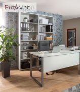 Стеллаж открытый REG/53/220 Office Lux BRW