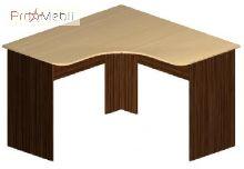 Стол письменный СУ 1200х1200 Алиса Roko
