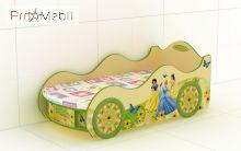 Кровать-машинка KM-280 Princess Эдисан