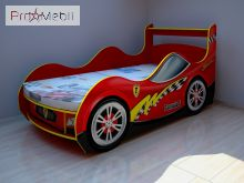 Кровать-машинка KM-420 Sport Єдисан
