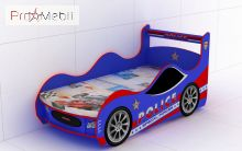Кровать-машинка KM-420 Police Эдисан