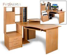 Компьютерный стол Эксклюзив - 1 Тиса