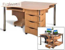 Компьютерный стол Эксклюзив - 4 Тиса