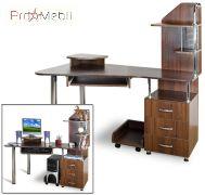 Компьютерный стол Эксклюзив - 7 Тиса