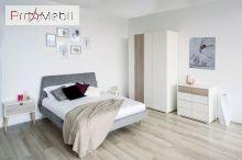 Кровать MW1600 Грей Embawood
