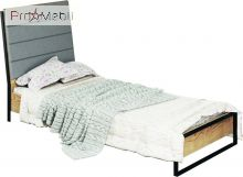 Кровать Лофт 1-сп Світ Меблів