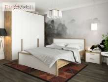 Кровать 160 Франческа Сокме