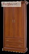 Шкаф 2Д (430) Кантри Світ Меблів