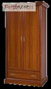 Шкаф 2Д (650) Кантри Світ Меблів