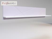 Настенная полка Х-14 розовая X-Скаут Санти