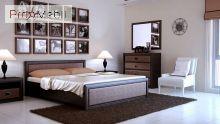Кровать LOZ/140 Коен МДФ Gerbor