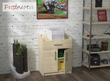 Тумба для принтера L-640 Loft design