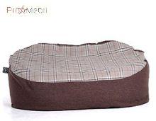 Бескаркасный диван маленький Poparada