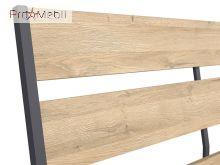 Кровать Gamla LOZ/160-B BRW
