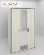Шкаф 3Д Сара Сокме